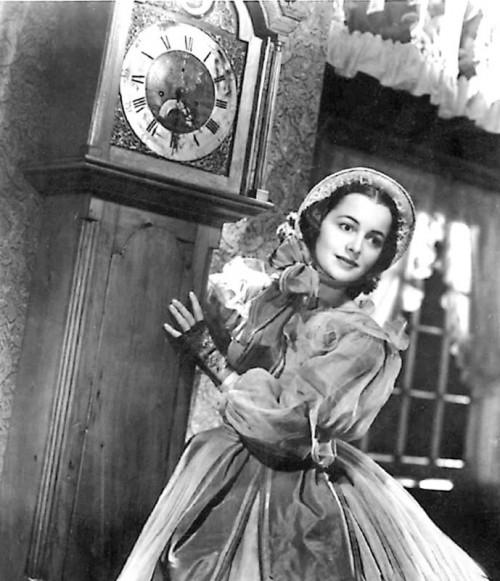 De Havilland war vor allem für ihre Rolle als Melanie Hamilton bekannt.  AFP