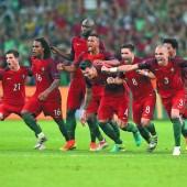 Portugal nach Elfmeterkrimi im Halbfinale