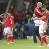 Wales steht im Halbfinale