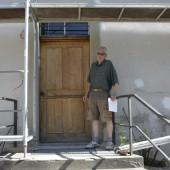 Klostersanierung: Zweite Bauetappe gestartet