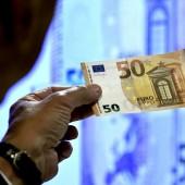 Neuer 50-Euro-Schein ab 2017