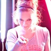 Anika Nilles, ein Schlagzeugwunder