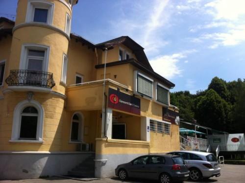 Für Zanonis Pokercasino in Bregenz wollte die Stadt 563.000 Euro monatlich sehen.