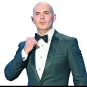 Stern für Rapper Pitbull