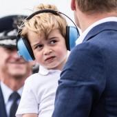 Prinz George lädt zum Tee
