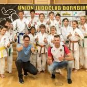 Judokas bei Meisterschaft auf Rang fünf
