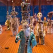 Wael Shawky lässt Puppen tanzen