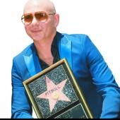 Ein Stern für Rapper Pitbull