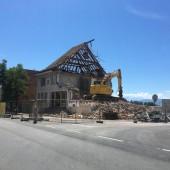 Lochauer Gemeindehaus wird abgerissen