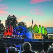So wie die Bregenzer Festspiele einst im August 1946 begannen
