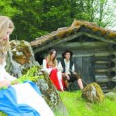 Montafoner Sagenfestspiele zeigen Silvretta und Vereina – die Töchter des Alfonso Barreto