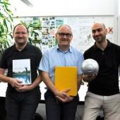 Silberball gewinnt Silber-Award