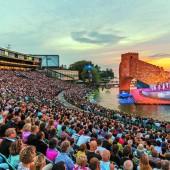 Bregenzer Festspiele. ,,Turandot-Auftakt auf der Seebühne