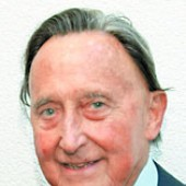 Martin Purtscher (87), Altlandeshauptmann