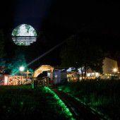 Das Poolbar-Festival wächst nun in Feldkirch auf anschauliche Weise über sich hinaus