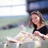 Viel Zeit für die Zeitungslektüre