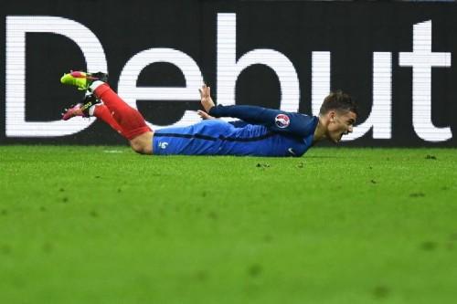 Frankreich hofft im Halbfinale gegen Deutschland auf Antoine Griezmann. Der 25-Jährige führt die Torschützenliste der EURO derzeit mit vier Treffern an.