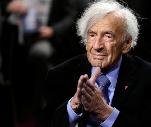 Friedensnobelpreisträger Elie Wiesel wurde 87 Jahre alt.