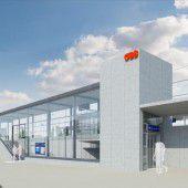 Bauverhandlungen zu Bahnbau gestartet