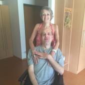Im Pflegeheim große Liebe gefunden