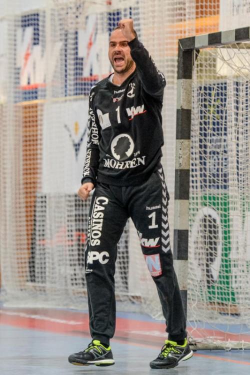 Goran Aleksic steht im Aufgebot des ÖHB-Männerteams. GEPA