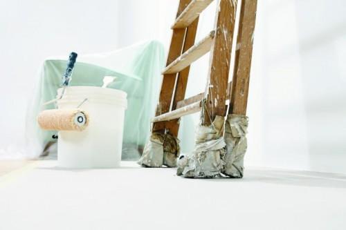 Gute Vorbereitung erspart oft langes Saubermachen nach dem Streichen. Foto: Shutterstock
