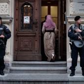 Gerichtssaal in Graz musste plötzlich geräumt werden