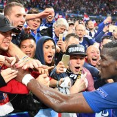 Islands Fußballmärchen ist beendet