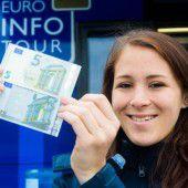 Euro-Bus tourt durchs Land