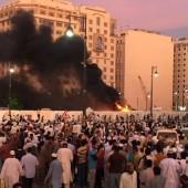 Anschläge in Saudi-Arabien