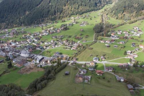 Im Gefahrenbereich des Tramosa-Bachs befinden sich rund 250 Gebäude.