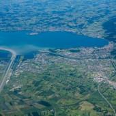 In Vorarlberg leben 387.627 Personen