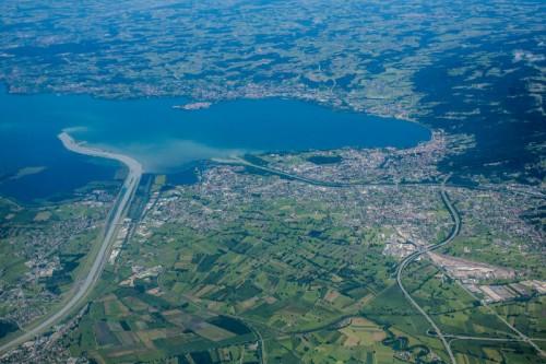 Im Rheintal leben 260.000 der fast 390.000 Bewohner Vorarlbergs.