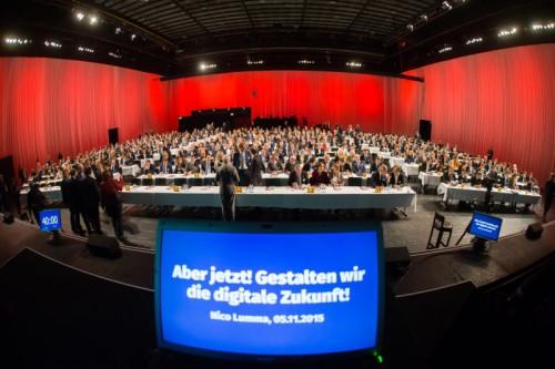 Immer im Fokus: Das Vorarlberger Wirtschaftsforum schaut seit seiner Gründung nach vorne – heuer in die digitale Zukunft.