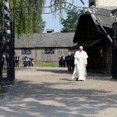Papst begeht Tag des Schmerzes und der Stille