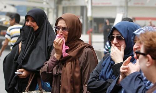 In der irakischen Hauptstadt herrschen nach dem Terroranschlag Trauer und Fassungslosigkeit.