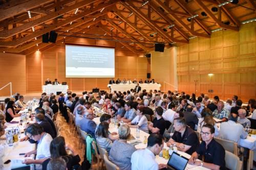 Bei der gemeinsamen Stadtvertretungssitzung von Bregenz, Dornbirn, Hohenems und Feldkirch im Juli 2016 wurde beschlossen, eine Bewerbung vorzubereiten. Mittelberger