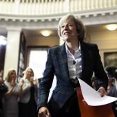 Tories bitten zur Wahl