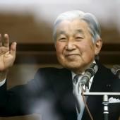 Japans Kaiser Akihito denkt ans Aufhören