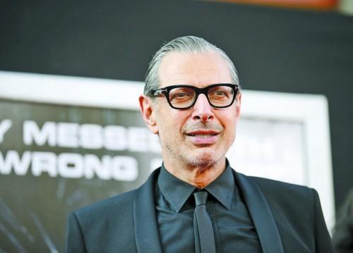 """Jeff Goldblum wirkte schon im ersten Teil von """"Independence Day"""" als Wissenschafter David Levinson mit."""