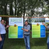 Rhesi-Planungen geraten wegen Widerständen in Koblach ins Stocken. A5