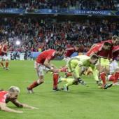 Wales schickt Rote Teufel in die Hölle