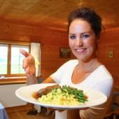 Allerlei Köstlichkeiten aus Topf und Pfanne sollen auf den Tisch kommen
