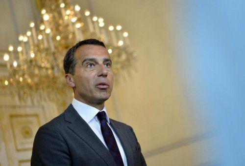 Kern will die Rückführung nach Ungarn ansprechen.
