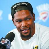 Kevin Durant heuert bei Golden State an