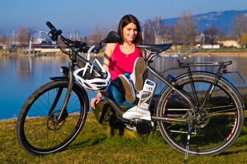 Kurze Strecken sind mit Fahrrad oder E-Bike im Land super zu meistern, Fitness, Gesundheit und Spaß auf einem top ausgebauten Radwegenetz.