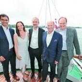 Bodensee-Erlebnis für illustre Festspielgäste
