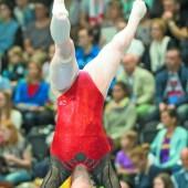 Lisa Ecker im Weltcup vier Mal auf dem Podest
