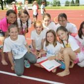Olympiade für Kinder in Lochau