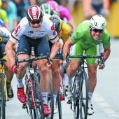 Triumph von Cavendish